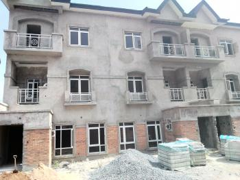 Contemporary Architectural Design with State of Art Facilities and Amenities, Off Babs Animasaun Road, 5 Minutes Drive From The Popular Leisure Mall/shoprite, Bode Thomas, Surulere, Lagos, Terraced Duplex for Sale