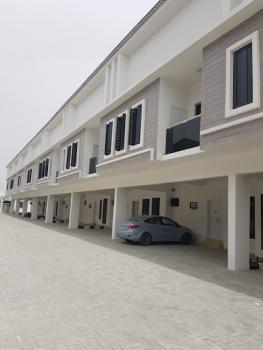 3 Bedroom Terrace Duplex, By Chevron Toll Gate, Lafiaji, Lekki, Lagos, Terraced Duplex for Rent
