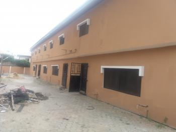 Spacious 4 Bedroom Terrace in Shonibare Estate, Maryland, Shonibare Estate, Onigbongbo, Maryland, Lagos, Terraced Duplex for Rent