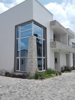 Top Quality Finished 4 Bedroom with a Room Bq, Foreshore Phase 2, Osborne, Ikoyi, Lagos, Detached Duplex for Rent