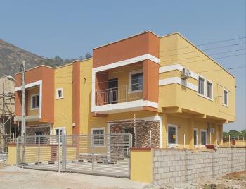 Fine& Well Finished 4-bedroom Semi-detached Duplex, Lennar Hillside Estate, Beside Brick City, Kubwa, Kubwa, Abuja, Semi-detached Duplex for Sale