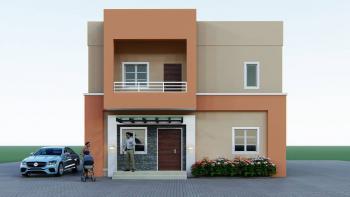 Fine and Well Finished 5-bedroom Detached Duplex, Lennar Hillside Estate, Beside Brick City, Kubwa, Kubwa, Abuja, Detached Duplex for Sale