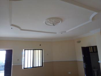 Nice and Well Located 3 Bedroom Flat, After Wuye Police Station, Wuye, Abuja, Flat for Rent
