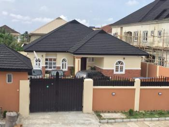 Serviced 24hrs Finished 4 Bedroom Bungalow Sitting on 320sqm, Peninsula Garden Estate, Ajah, Lagos, Detached Bungalow for Rent