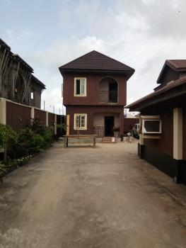 Lovely 2 Bedroom Duplex, Spacious Compound, Good Road and Stable Power Supply Is Up for Rent Now!!!, Majek, Sangotedo, Ajah, Lagos, Detached Duplex for Rent