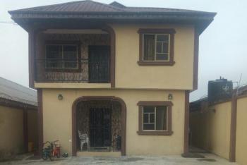 Exquisitely Built 4 Bedroom Detached Duplex with 2nos 2 Bedroom Flat at Foundation  Level, Oke-ota, Behind Kint &kin Intl School, Off Ebute, Ibeshe, Ikorodu, Lagos, Detached Duplex for Sale