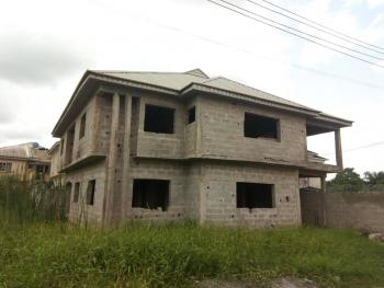 5 Bedroom Detached House (80% Completed), First Unity Estate, Badore, Ajah, Lagos, Detached Duplex for Sale