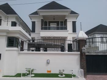 Luxury Built 5 Bedroom Fully Detached Duplex, Osapa, Lekki, Lagos, Detached Duplex for Sale