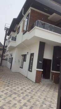 Newly Built 4 Bedroom Semi Detached Duplex, Chevron Drive, Lekki, Lagos, Semi-detached Duplex for Sale