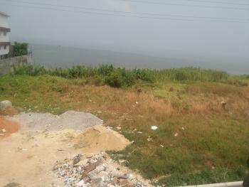 Water Front Land Measuring 2455.476 Square Meters at Osborne 2 Estate, Ikoyi, Lagos for Sale., Royal Palm Avenue, Osborne Phase 2 Estate, Osborne, Ikoyi, Lagos, Residential Land for Sale