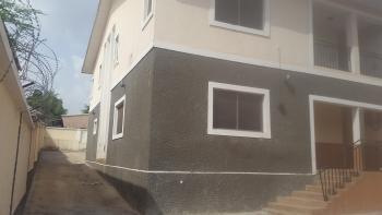 4 Bedrooms Semi Detached Duplex, Off Amino Kano Crescent, Wuse 2, Abuja, Semi-detached Duplex for Rent