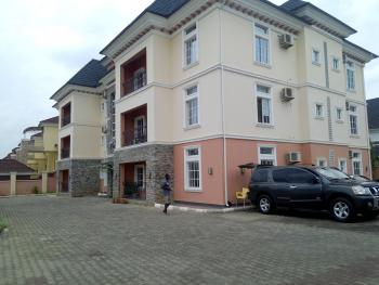 Serviced and Tastefully Finished 3 Bedroom Flat with a Room Bq, Katampe Extension, Katampe, Abuja, Flat for Rent