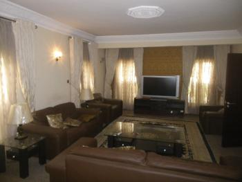 Luxury Furnished 4 Bedroom Plus 2 Room Bq All En-suit, Maitama District, Abuja, Semi-detached Duplex for Rent