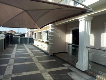 Service 4 Bedroom Semi  Detached House, Off Yusuf Abiyudun Road, Oniru, Victoria Island (vi), Lagos, Semi-detached Duplex for Rent