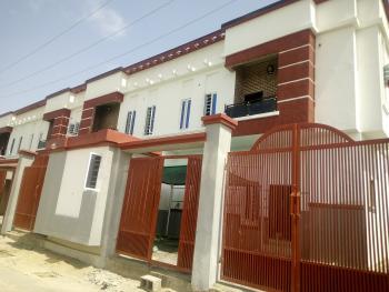 Brand New 4 Bedroom Terrace Duplex, By Chevron, Lekki, Lagos, Terraced Duplex for Sale