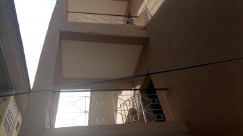 a Lovely Newly Renovated Single Room Self with 1 Toilet & Bath, Akoka, Yaba, Lagos, Self Contained (studio) Flat for Rent