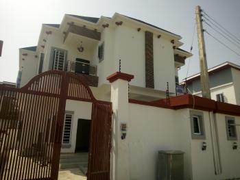 Brand New 4 Bedroom Detached Duplex, By Chevron, Lekki Expressway, Lekki, Lagos, Semi-detached Duplex for Sale