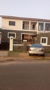 Luxury N Nicely Finished 4 Bedroom Semi Detached Duplex with 2 Rooms Bq, Good for Commercial/residential Purposes, Wuse 2, Abuja, Semi-detached Duplex for Rent