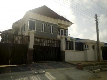 Brand New 5 Bedroom Detached Duplex, By Chevron, Lekki Expressway, Lekki, Lagos, Detached Duplex for Sale