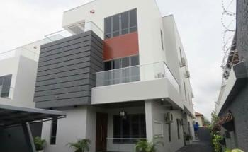 Luxury 5 Bedroom Fully Detached Duplex with 2 Rooms Bq, Lekki Phase 1, Lekki Phase 1, Lekki, Lagos, Detached Duplex for Sale
