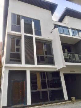 5 Bdrm Terrace with Bq & Swimming Pool - N140m Each, Lekki Phase 1, Lekki, Lagos, House for Sale
