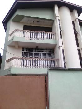 4 Bedroom Detached Terrace Duplex, Yaba, Lagos, Terraced Duplex for Sale
