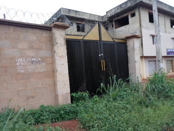 800sqm Fully Fenced Land with Gate, Off Ebony Paint Road, Gariki, Enugu, Enugu, Residential Land for Sale