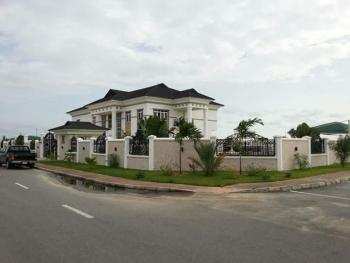 Luxurious 6 Bedroom Fully Detached House with Bq Built on 1550sqm of Land, Royal Garden Estate, Ajah, Lagos, Detached Duplex for Sale
