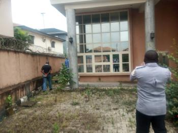 a Nicely Built Solid 5 Bedrooms Fully Detached House, Security House, Interlocking Premises Etc, Kayode Alli Street, Omole Phase 1, Ikeja, Lagos, Detached Duplex for Sale