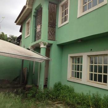 2 Nos Duplexes in a Good Location, Around Chivita Area, Ajao Estate, Isolo, Lagos, Semi-detached Duplex for Sale