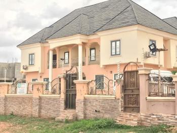 2 Units Luxury 3 Bedroom Semi Detached Duplex, After American School, Durumi, Abuja, Flat for Rent