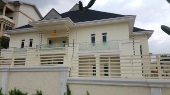 Newly Built and Aesthetically Finished 7 Bedroom Detached Duplex with 2 Rooms Maid House, Swimming Pool, Fitted Kitchen, Etc., Off Aguironsi Way, Maitama District, Abuja, Detached Duplex for Sale