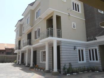 Luxury 4 Bedrooms Duplex with Excellent Facilities, Osapa, Lekki, Lagos, Semi-detached Duplex for Rent