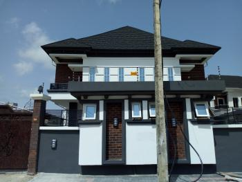 Brand New and Superbly Finished 4 Bedroom Semi-detached Duplex with Boys Quarters, Chevron, Lekki, Lagos, Semi-detached Duplex for Sale
