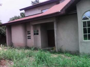 Uncompleted 5 Bedroom Duplex at 85% Completion, Omitoro Area, Off Ijede Road, Ikorodu, Lagos, Detached Duplex for Sale