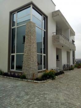 Tastefully Finished Waterfront 4 Bedroom Semi-detached Duplex with Bq, Osborne Phase 2, Osborne, Ikoyi, Lagos, Semi-detached Duplex for Rent