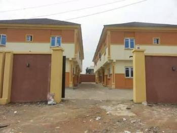 Solid Twin Building Consisting of 2nos of 3 Bedroom and 4 Mini Flats Each, Apakun, Near Charity, Mafoluku, Oshodi, Lagos, Block of Flats for Sale