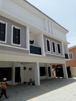 Fantastic Built Units of 3 Bedroom Terraces with Bq, Off Orchid Estate Road, Ikota Villa Estate, Lekki, Lagos, Terraced Duplex for Sale