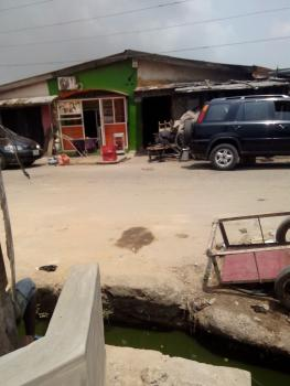 a Good Commercial Landed Property, Samuel Omotara Street, By Nepa Bus Stop, Aguda, Surulere, Lagos, Commercial Land for Sale