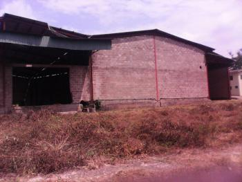 Solid Warehouse Measuring 3,546sqm, Toll Gate Area, Ibadan/ife Expressway, Ibadan, Oyo, Warehouse for Rent