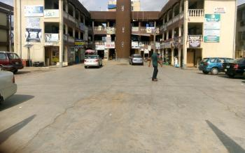 Expansive Shopping Complex of 45 Shops with Large Parking Space and Excellent Turnover, Close to University of Ibadan, Along Mokola-ojoo Road, Samonda, Ibadan, Oyo, Plaza / Complex / Mall for Sale