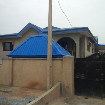 Newly Built 2 Bedroom Flat, Akobo Estate Behind Nnpc Filling Station, General Gas., Akobo, Ibadan, Oyo, Flat for Rent