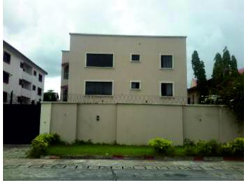 Six 4 Bedroom Flats with Swimming Pool, Generator House, Parkview, Ikoyi, Lagos, Block of Flats for Sale