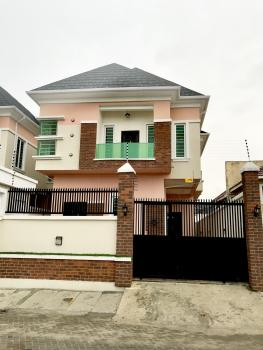 (good Deal) Brand New Four Bedroom Detached House with a Room Bq, Osapa, Lekki, Lagos, Detached Duplex for Sale