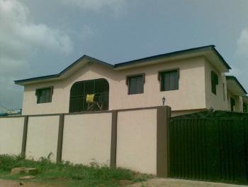 Well Maintained 4 Blocks of 3 Bedroom Flat Each, By Low Cost Housing Estate, Akasoleri Sabo, Apeka, Ikorodu, Lagos, Block of Flats for Sale
