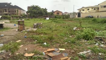 Land Measuring 900.003sqm Fenced Round and Gated, Adeola Street, Medina, Gbagada, Lagos, Residential Land for Sale