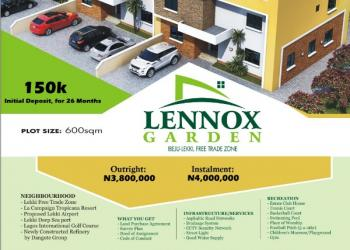 Lexxon Garden, Lekki Free Trade Zone, Eleko, Ibeju Lekki, Lagos, Mixed-use Land for Sale