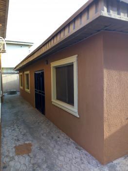 1 Bedroom Bungalow (mini Flat), No 9, Salem Street, First Unity Estate, Badore, Ajah, Lagos, Mini Flat for Rent
