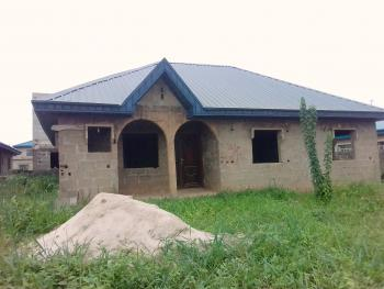 2 Bedroom & Mini Flat, Nepa Estate, Off Ijede Rd, Igbe Rd, Ijede, Lagos, Detached Bungalow for Sale