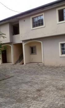 Newly Renovated 2 Bedroom Flat, No 18, Bayo Adesiyan Street, Osho Layout, Harmony Estate, Ado, Ajah, Lagos, Flat for Rent